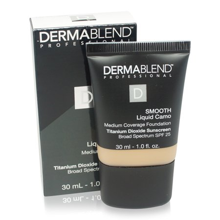 Dermablend Smooth Liquid Camo Foundation Camel 1 Oz