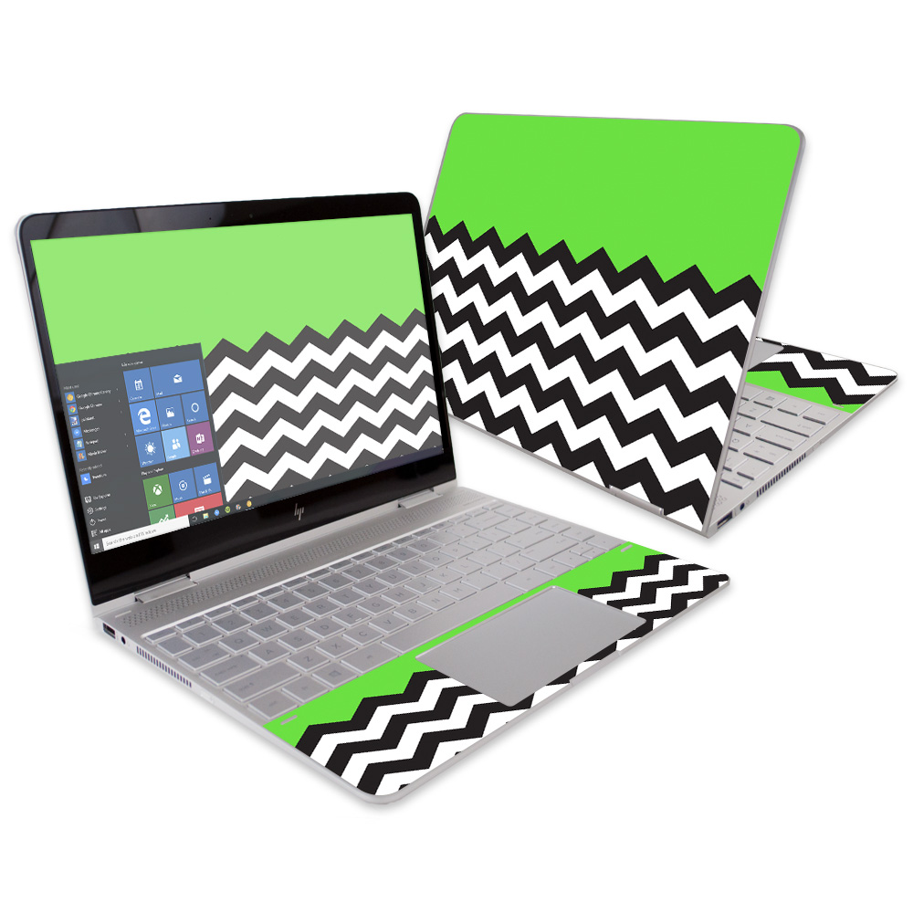 """MightySkins Skin For HP Spectre X360 Convertible 13"""" (2017"""