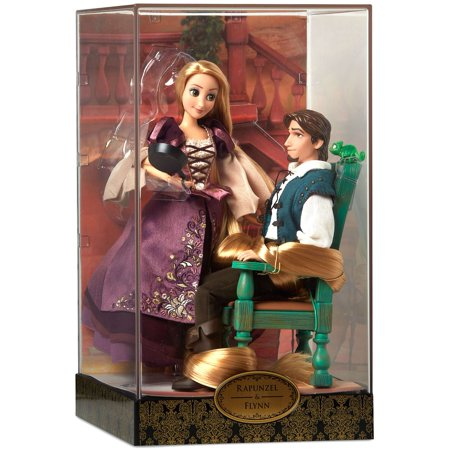 Disney Princess Disney Fairytale Designer Collection Rapunzel & Flynn Doll Set