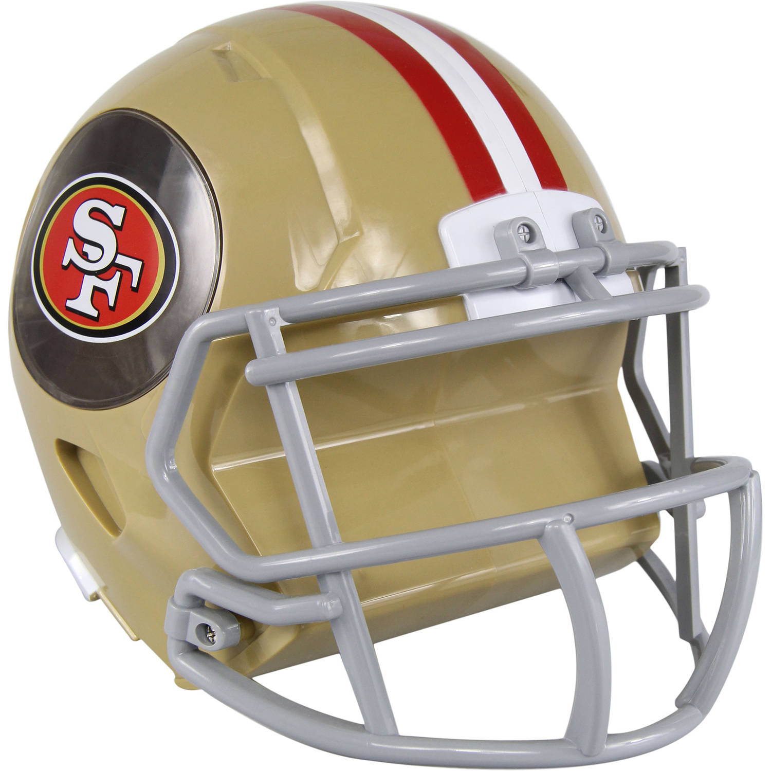 Forever Collectibles NFL Mini Helmet Bank, San Francisco 49Ers