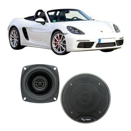 Fits Porsche Cayman 718 2017 Front Dash Replacement Speaker HA-R4 Speakers  New