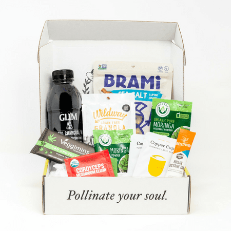 "Rosehive Superfoods ""Healthy Trendsetter"" Box, Vegan"