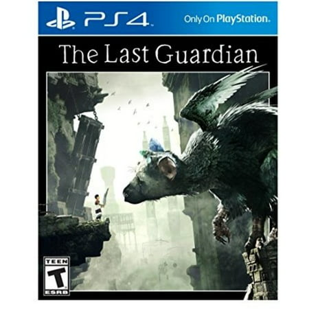 The Last Guardian, Sony, PlayStation 4, 711719503408