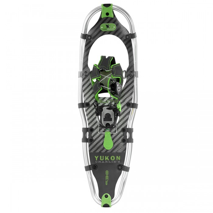 ELITE SPIN Snowshoe 930 (Carbon Green) by Airhead Sports Group
