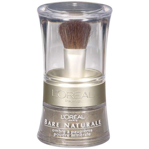 Loreal Loreal Bare Naturale Gentle Mineral Eye Shadow, 0.06 oz