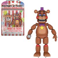 Funko Action Figure: FNAF Pizza Simulator - Rockstar Freddy