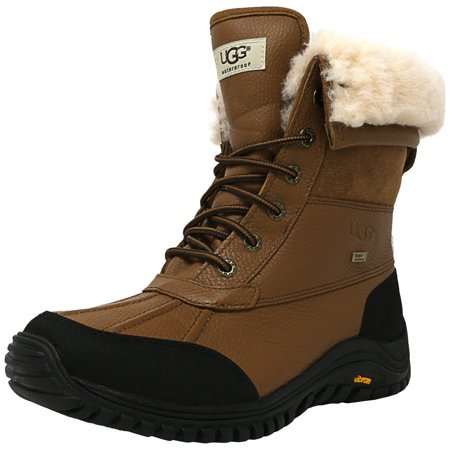 b3bf77f2 UGG - Ugg Women's Adirondack Boot Ii Otter High-Top Leather - 6M -  Walmart.com