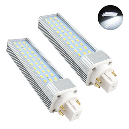 Bonlux 13W LED GX24Q 4-pin Rotatable PL Lamp 26W GX24 CFL Replacement on