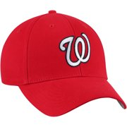 best sneakers a5d2c 95b40 Fan Favorite Washington Nationals  47 Basic Adjustable Hat - Red - OSFA  Image 3 of