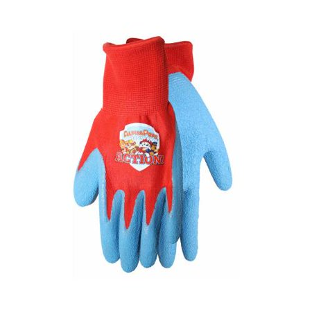 PW100TH8 Paw Patrol Gripping Gloves, Blue & Red, Toddler Size - Quantity 1