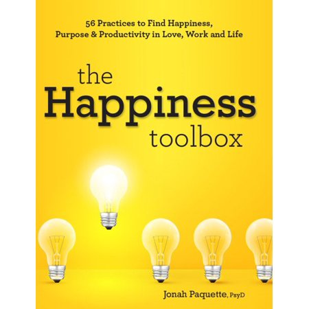 The Happiness Toolbox - Productivity Center