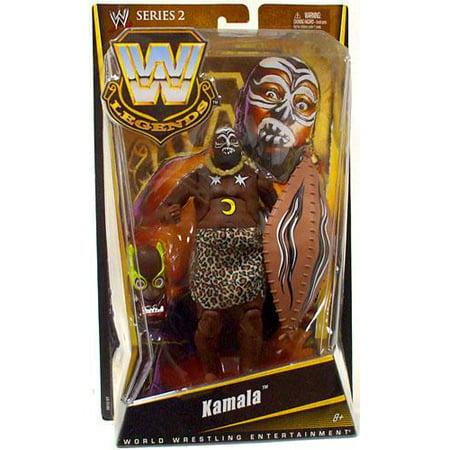 Wwe Wrestling Legends Series 2 Kamala Action Figure
