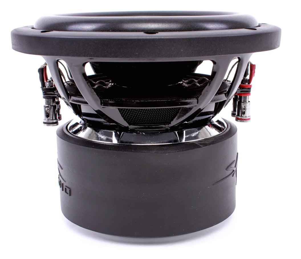"NEW SKAR AUDIO VVX-8V3 D4 8/"" 800W MAX POWER DUAL 4 SUBWOOFER"
