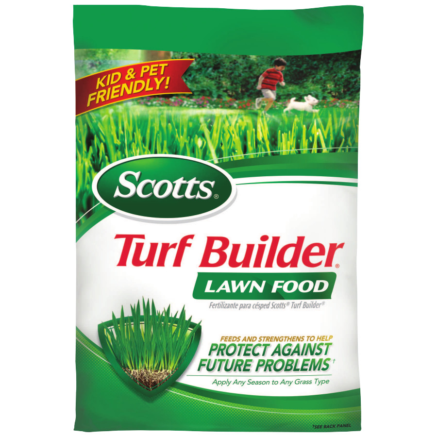 Scotts Turf Builder Summerguard Lawn Fertilizer With Insecticide