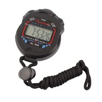 Digital Professional Handheld LCD Sports Chronograph Timer Stopwatch, Protable Stop Watch