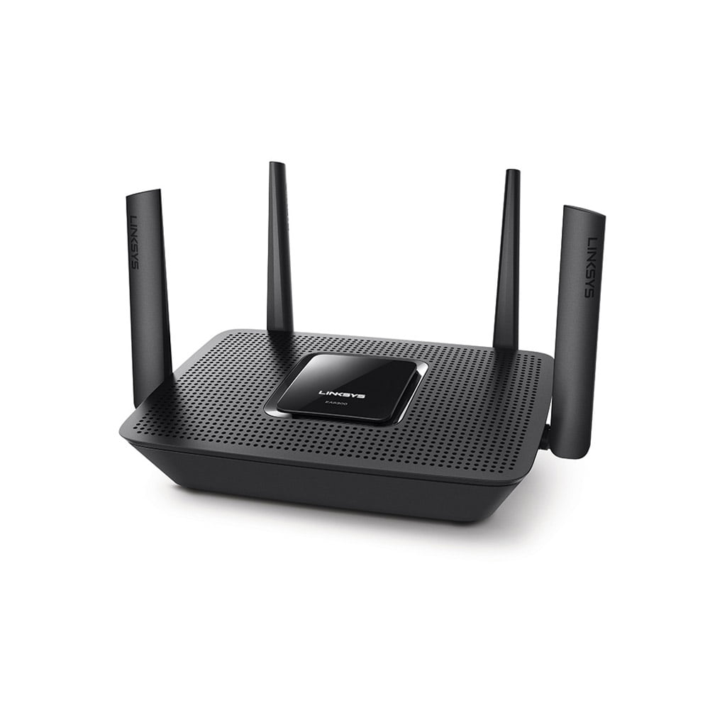 Linksys EA8300 Max-Stream AC2200 Tri-Band Wi-Fi Router by Belkin