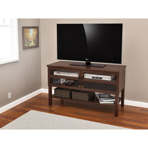 """Z-Line Designs Rylee Espresso TV Stand/Console for TVs up to 60"""""""