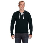J America Adult Sport Lace Jersey Hood
