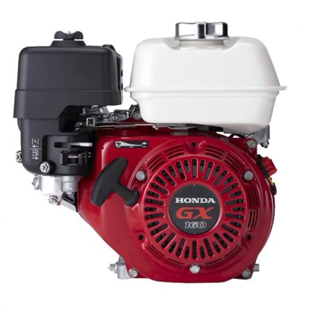 Series Honda Graphic - Honda GX160UT2QX2 163cc, GX Series, 3/4in. x 2 7/16in General Purpose Engine