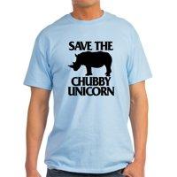 CafePress - Save The Chubby Unicorn - Light T-Shirt - CP