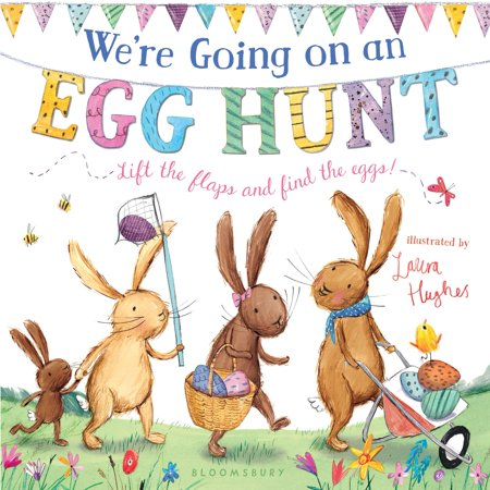 Were Going on an Egg Hunt Lift the Flaps (Board Book)](Halloween Egg Hunt)