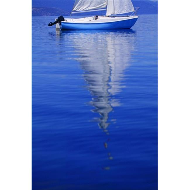 Posterazzi DPI1773603 Sailboat On Water Poster Print by Don Hammond, 11 x 17 - image 1 de 1
