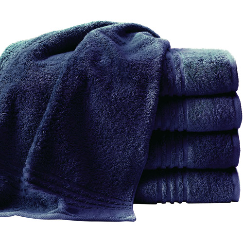 Essentials 4-Piece Bath Towel