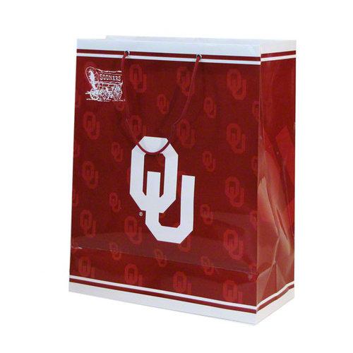 NCAA - Oklahoma Sooners Large Gift Bag