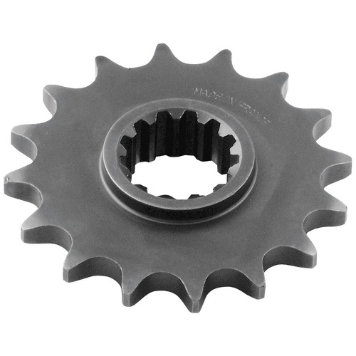 Sunstar Steel Front Sprocket 15 Tooth Fits 94-07 Yamaha YZF600R