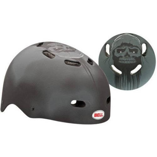 Bell Black Minion Design Maniac MS Youth Bike Helmet