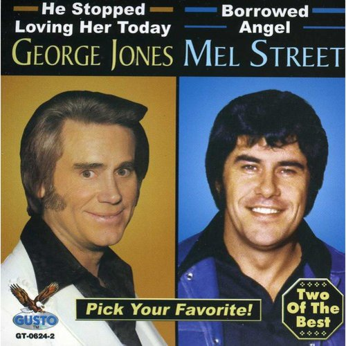 George Jones & Mel Street