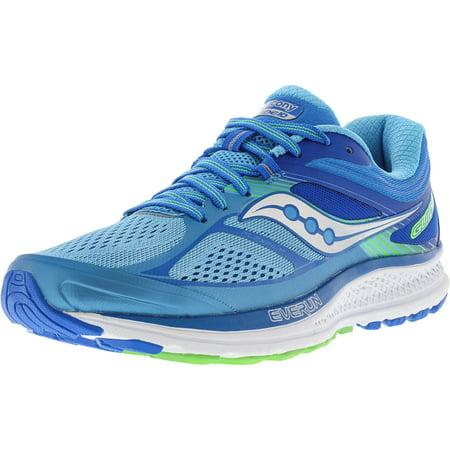 fd84a64d550e Saucony - Saucony Men s Guide 10 Light Blue   Ankle-High Running Shoe - 8M  - Walmart.com