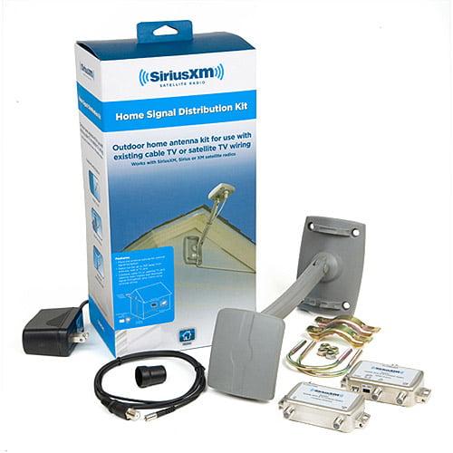 Sirius-XM SXHDK1 Sirius Universal Home Signal Distribution Kit