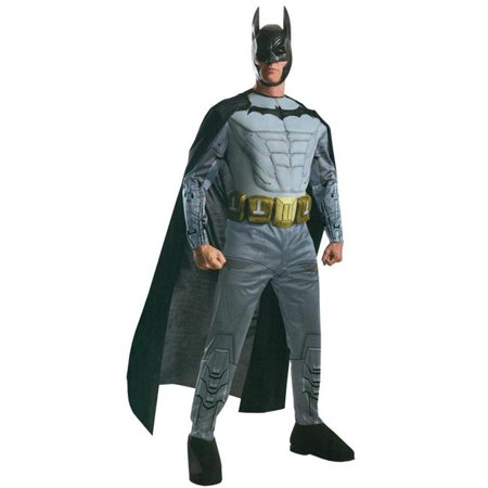 Morris Costumes RU884820LG Batman Arkham Adult - Arkham Batman Costume