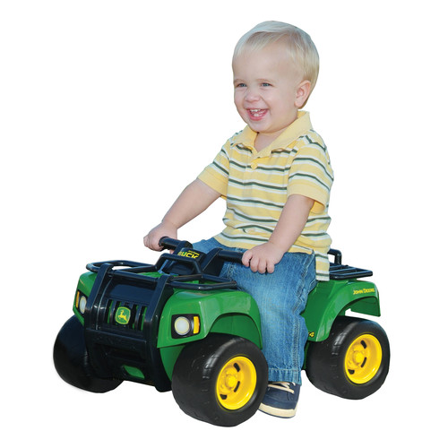 John Deere Sit N Scoot Buck ATV