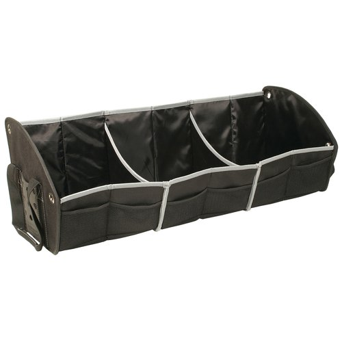 Rubbermaid Mobile Triple Cargo Organizer