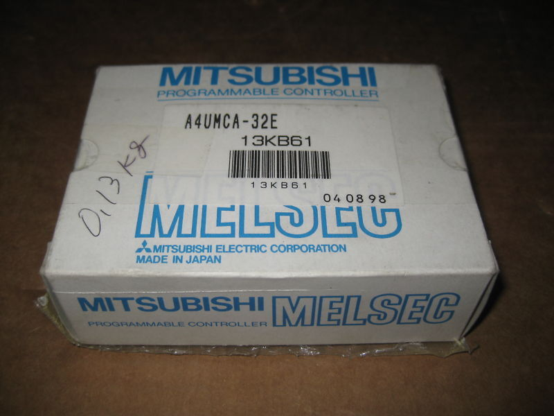 Mitsubishi New Melsec A4UMCA-32E Memory CASS Module NIB A4UMCA32E by Mitsubishi