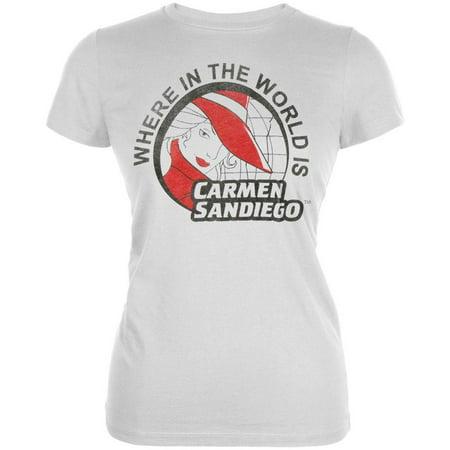 Carmen Sandiego Halloween (Carmen San Diego - Red Hat Juniors)