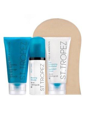 ($40 Value) St. Tropez Tanning Essentials, Self Tan Classic Starter Kit Gift Set