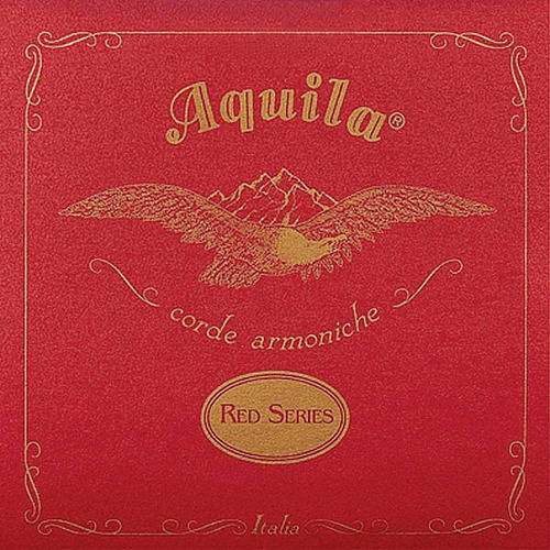Aquila Red Series AQ-86 Concert Ukulele Strings - Low G - Set of