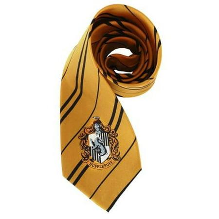 Hogwarts Hufflepuff Necktie