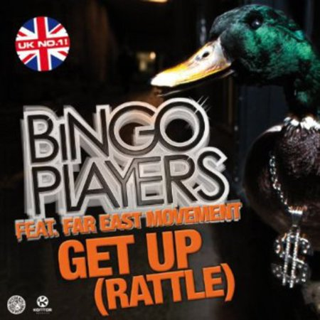 Bingo Players Feat Far East Movement - Get Up