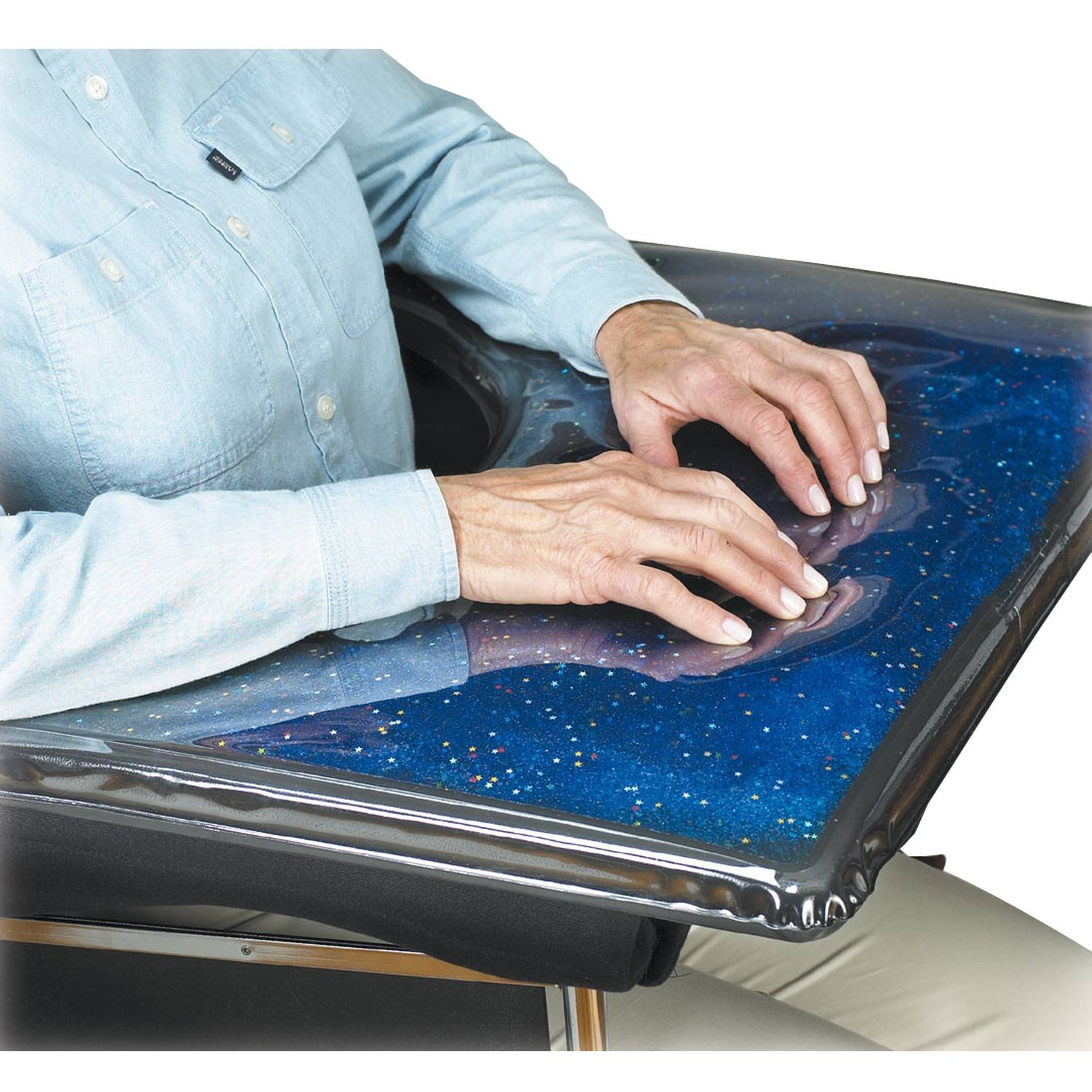 SKIL-CARE Gel-Top Sensory Stimulation Tray