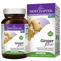New Chapter Ginger Force, 60 Ct