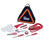 NFL Roadside Emergency Kit - New England Patriots