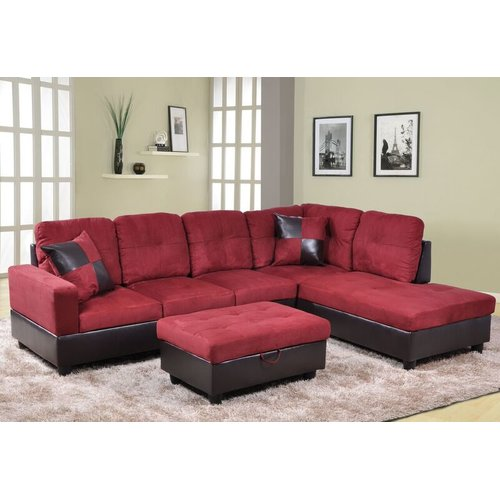 Beverly Fine Furniture Madison Sectional