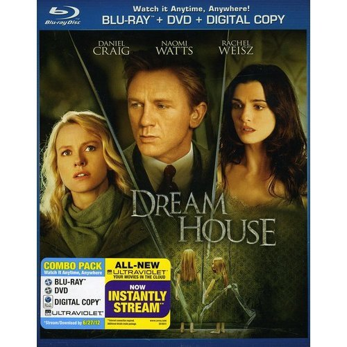 Dream House (Blu-ray   DVD) (With INSTAWATCH) (Widescreen)