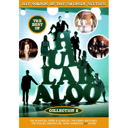 The Best of Hullabaloo: Collection 2 (DVD)