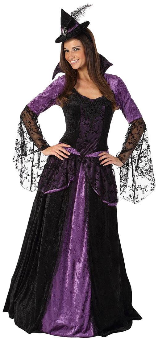 Premium Hocus Pocus Witch Adult Costume - Walmart.com