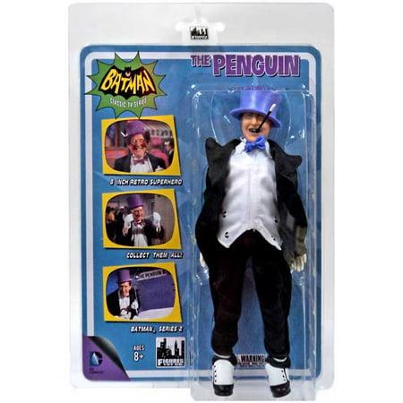 - Batman Classic TV Series 2 The Penguin Action Figure